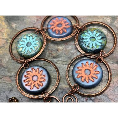 Sunny Side Up Jewelry Tutorial