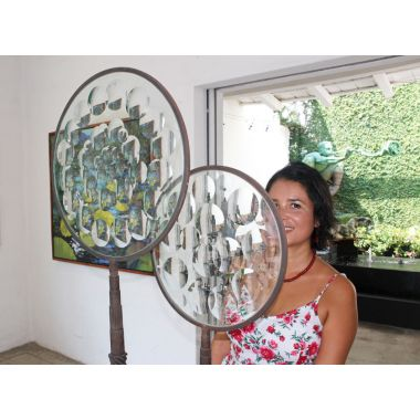From glass sculptures to artistic glass beads