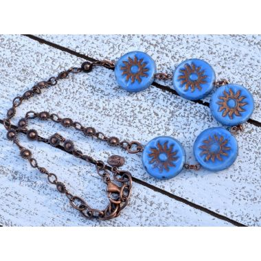 Inscribed with Soul: Etched Druk Beads, Featuring Designer Stacie Reed
