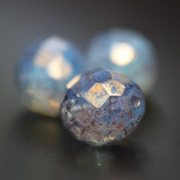 04mm Faceted Rounds