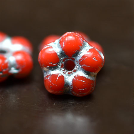 Forget-Me-Not Spacer Beads