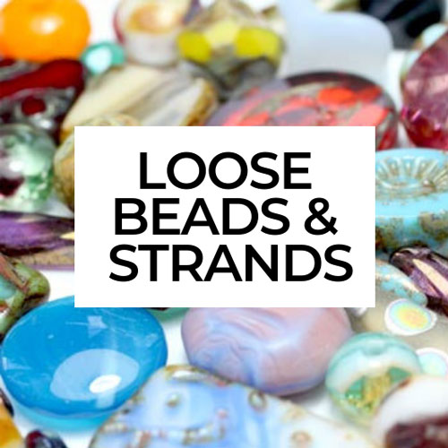 Loose Beads & Loose Strands