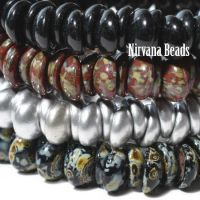 4x8mm Piggy Bead Appetite and Sophistication Collection