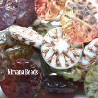 14mm Dahlia Dahlia Mix