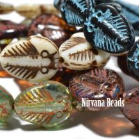 11x13mm Trilobite All Washed Out Collection