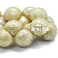 9x8mm Mushroom Button Bead