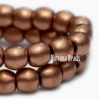 3mm Round Druk Copper