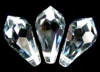 Preciosa Crystal  6.5x13mm Lagoon