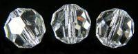 Preciosa Crystal  10mm Crystal
