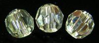 Preciosa Crystal  4mm Viridian