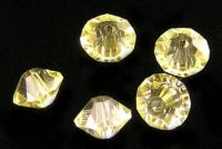 Preciosa Crystal 3x5mm Medium Yellow