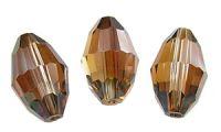 Preciosa Crystal 6x4mm Venus