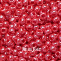 8/0 TOHO Round Cherry Opaque-Lustered