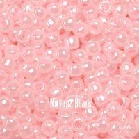 8/0 TOHO Round Pink Silk