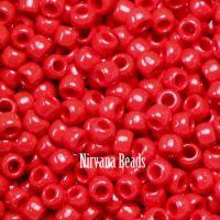 8/0 TOHO Round Cherry Opaque