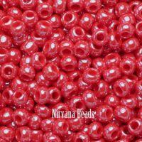 11/0 TOHO Round Cherry Opaque-Lustered