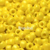 6/0 TOHO Round Hybrid Yellow