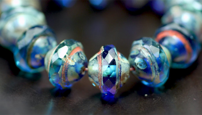 Saturn Beads