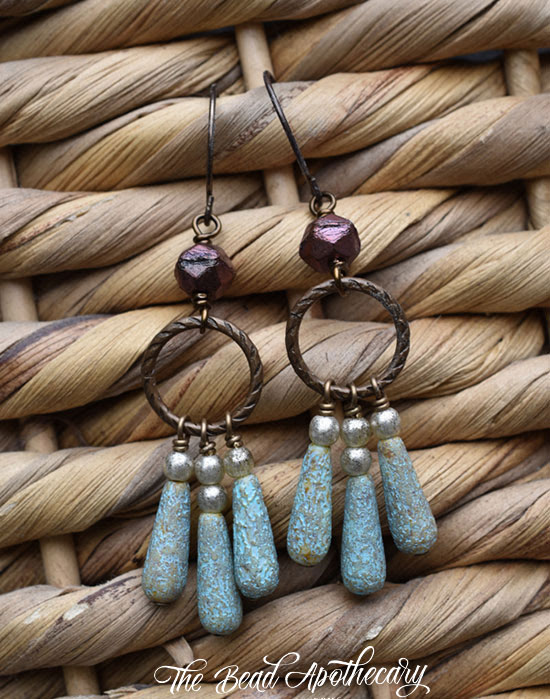 Small dangle drops jewelry