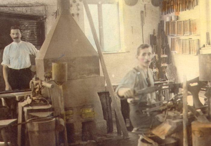 Jablonec workers