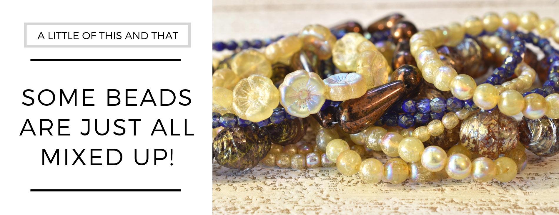 Miscellaneous beads