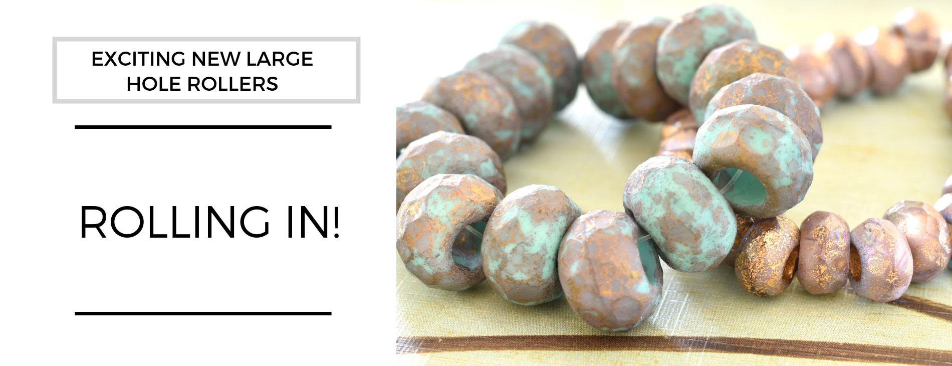 New roller beads